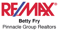Betty Fry with RE/MAX Pinnacle Group Realtors