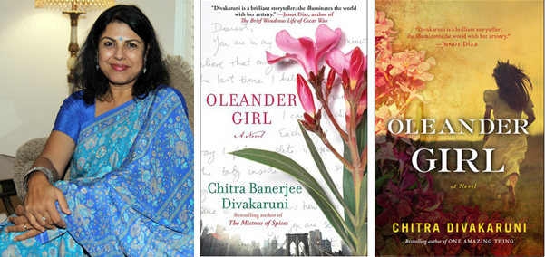 Evening with Chitra Divakaruni